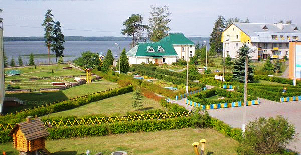 Санаторий Росинка (Витебская область) - санатории Беларуссии
